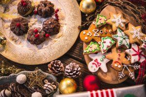 Коледни джинджифилови бисквитки